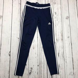 Adidas skinny ankle track pants